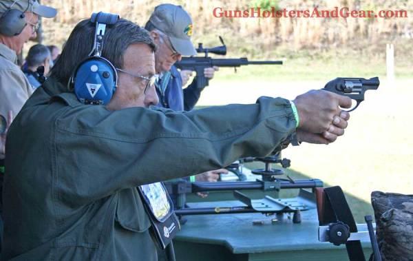 Ayoob Shoots LCR