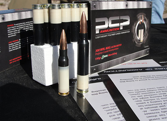 PCP Polymer Case Ammo