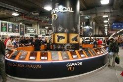 Caracal Pistol Photos