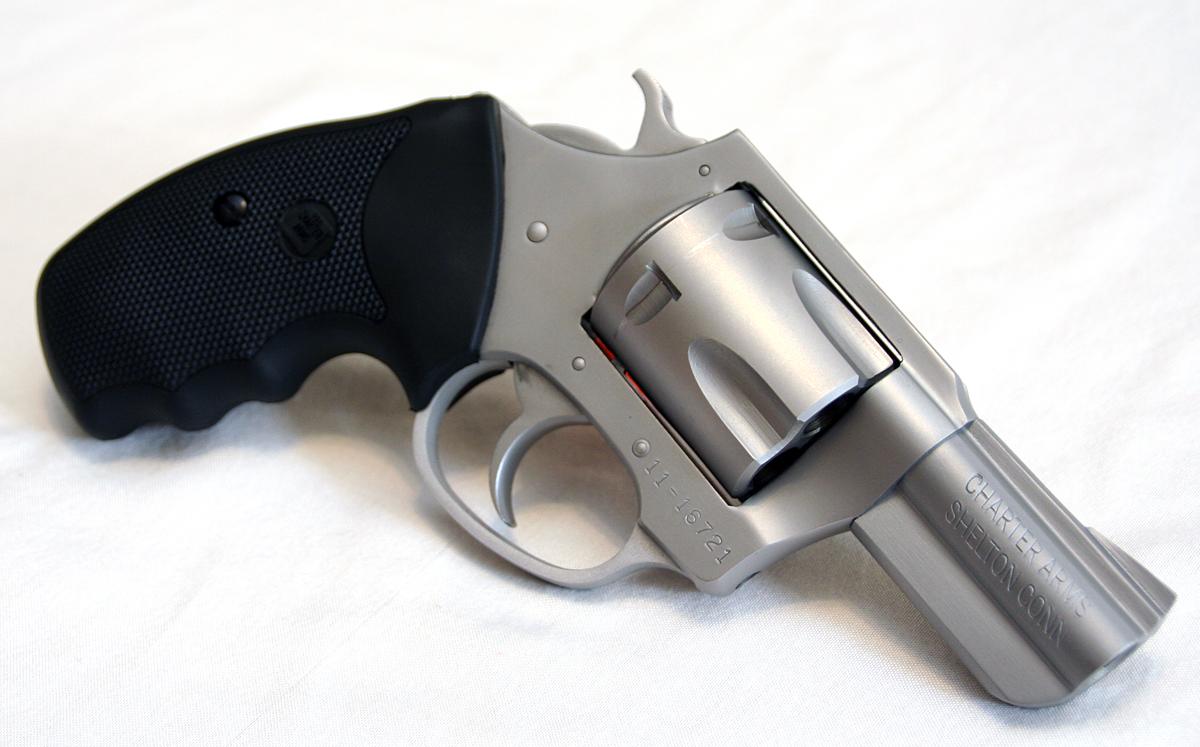 Charter Arms Pitbull revolver