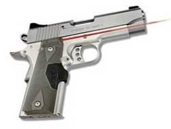 Crimson Trace LG-401 Lasergrip for Government and Commander 1911 Pistols