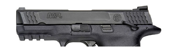 Smith & Wesson M&P for law enforcement