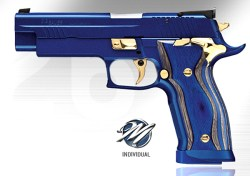 SIG P226 X-Five: Colors of the Rainbow