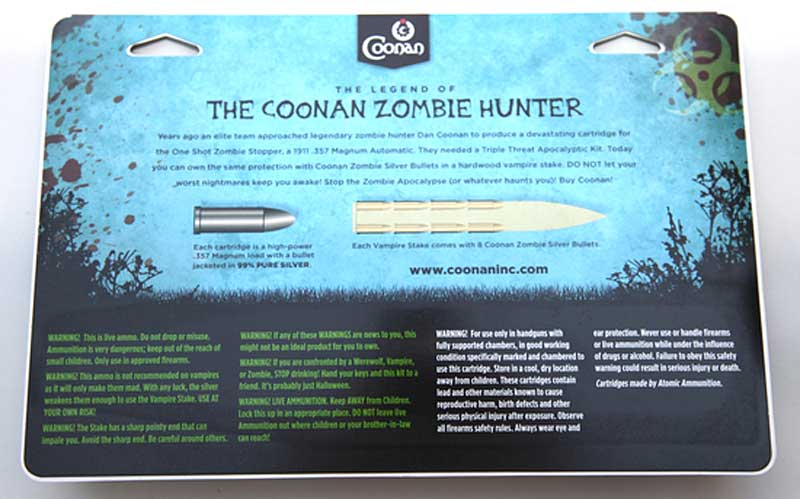 Coonan Silver Bullet Ammo