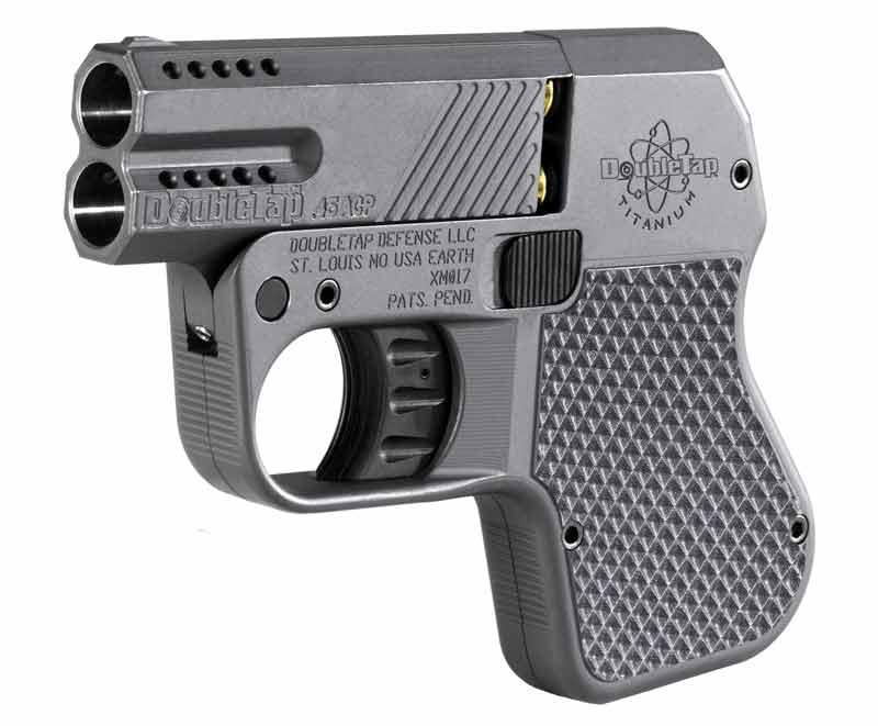 DoubleTap Defense pistol