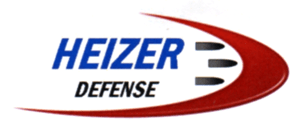 Heizer Defense logo