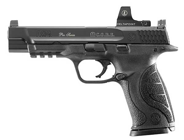 Smith and Wesson M&P9 Pro Series C.O.R.E.