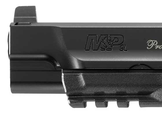 Smith & Wesson M&P9 Pro Series handgun