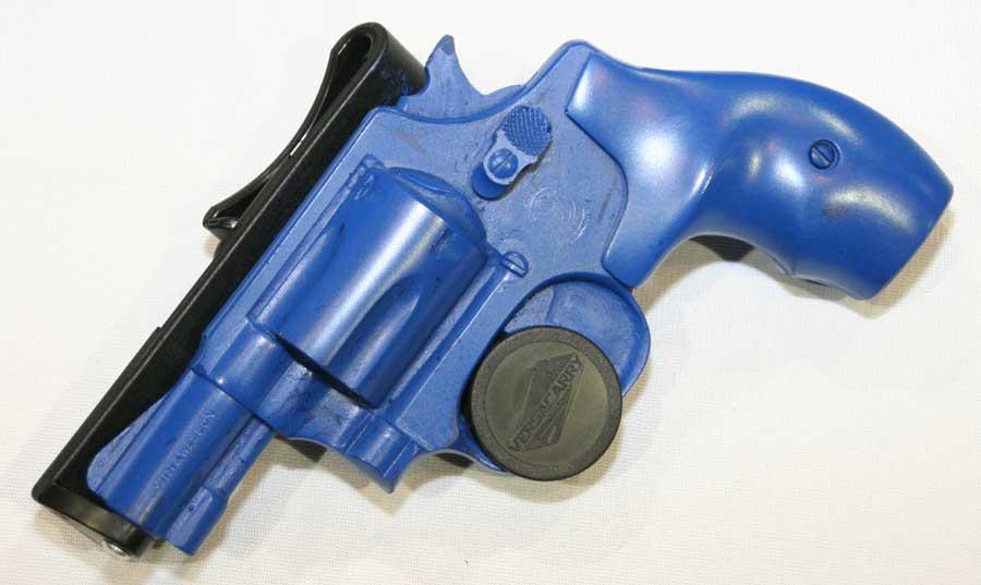 Versacarry Revolver Holster
