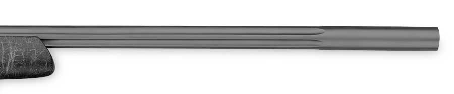 Weatherby Back Country barrel