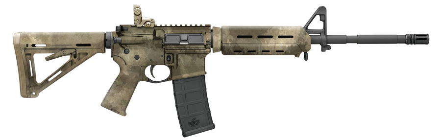 Bushmaster A-TACS MOE Carbine