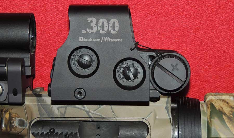 EOTech-300 BLACKOUT Review