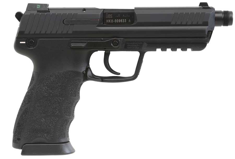 HK45 Tactical black
