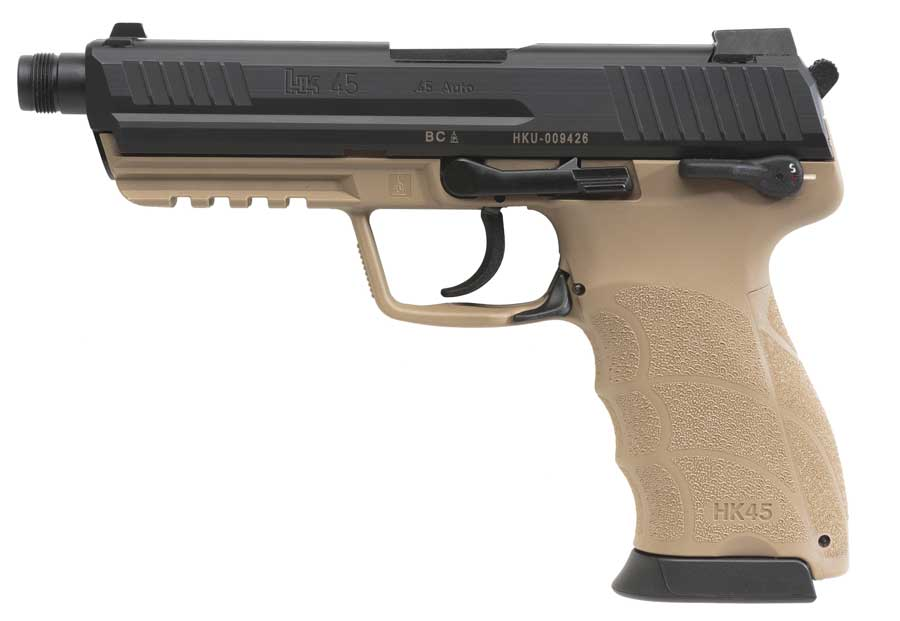 HK45 Tactical tan