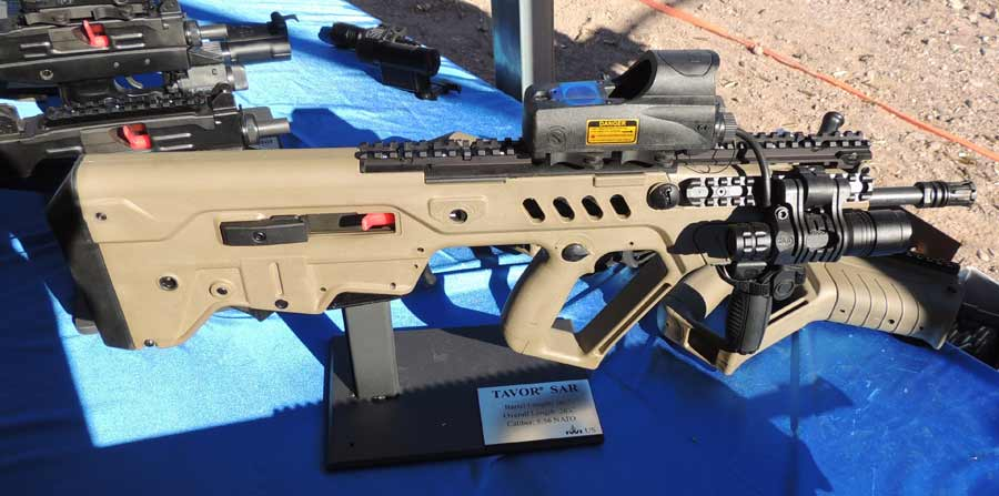 IWI TAVOR review