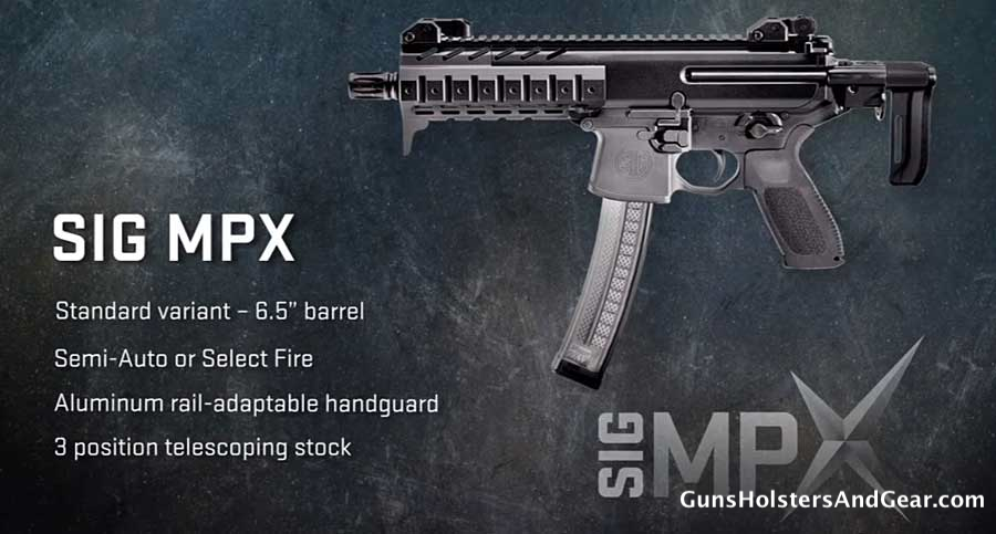 SIG MPX review