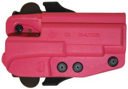 Pink Kydex from Comp-Tac