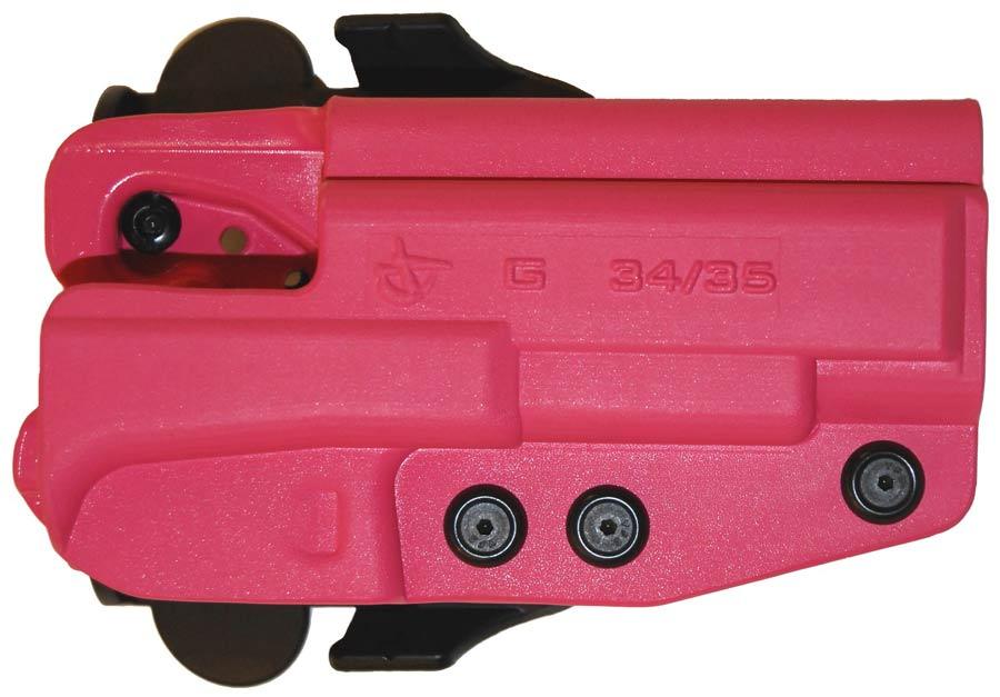 Comp-Tac Pink Holster