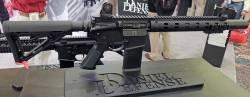Daniel Defense ISR: Integrally Suppressed Rifle