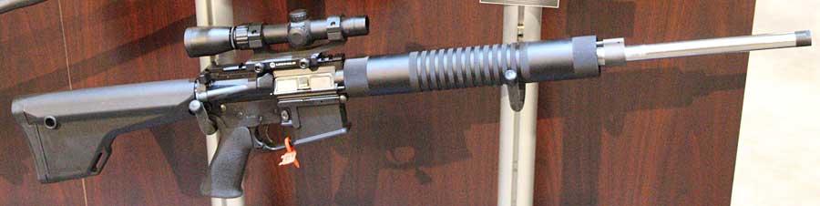 SIG M400 Varminter SHOT Show