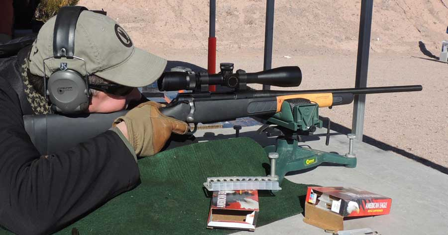 TC Venture Compact Rifle