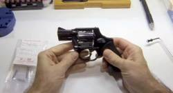 Taurus M380 Revolver Spring Swap Video