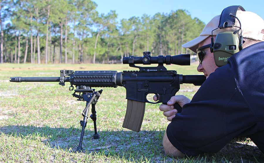 leupold mark ar mod 1 review