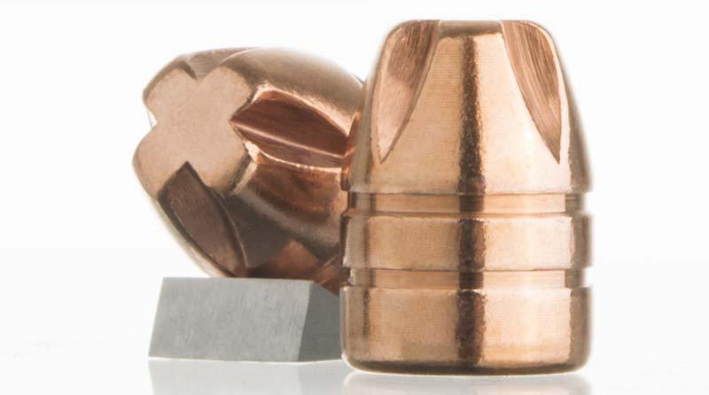 Lehigh Defense Xtreme Penetrator 9x18 bullet