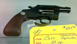 Will Colt Re-Introduce Double Action Revolvers in 2014?