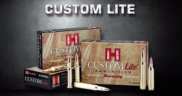 Hornady Reduced Recoil Ammo