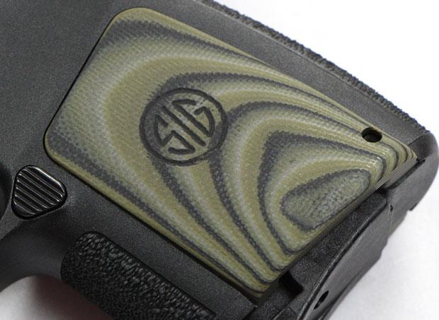 SIG P290RS grip panels