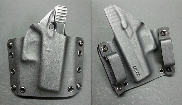 Fury holsters