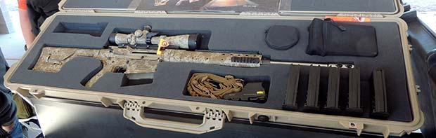 MPA300 rifle