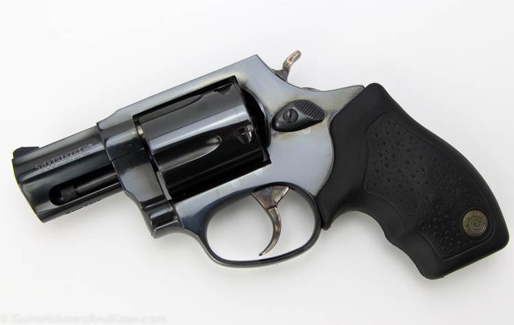 9mm revolver