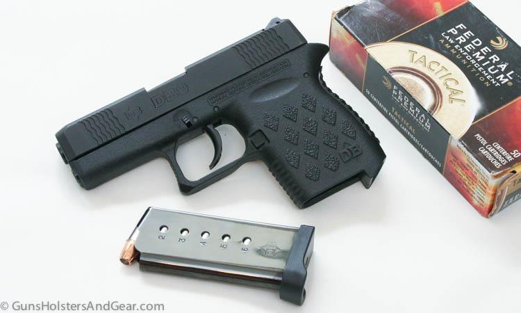 Diamondback DB9 ammunition