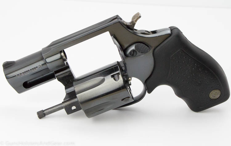Taurus 9mm revolver