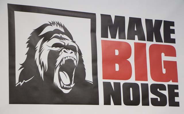 Make Big Noise 2014