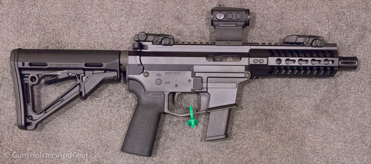 Angstadt Arms at the SHOT Show