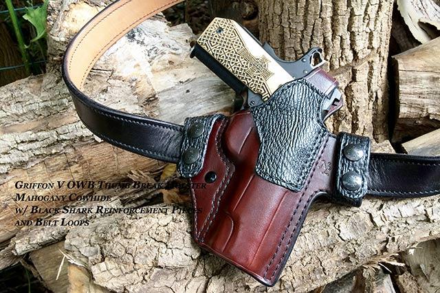 Nightingale Leather