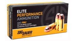 New SIG Ammo for 2015