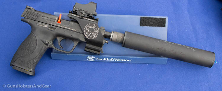 Solid Snake Gun