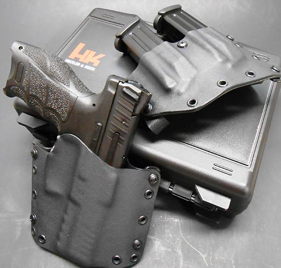 best holster for the VP9