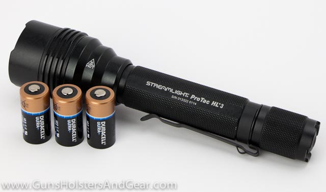 streamlight and batteries