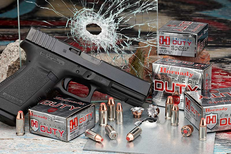 Hornady Critical Duty Family