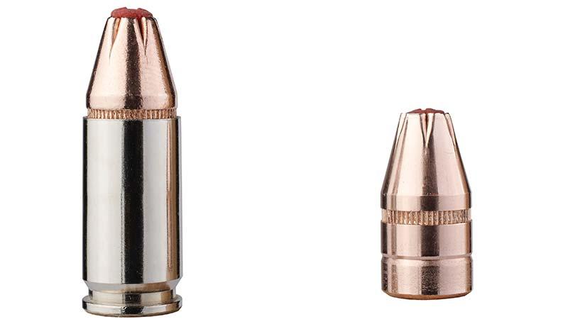 Hornady critical duty ammo bullet