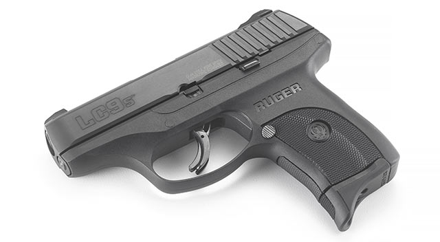 Ruger LC9s Pro Model