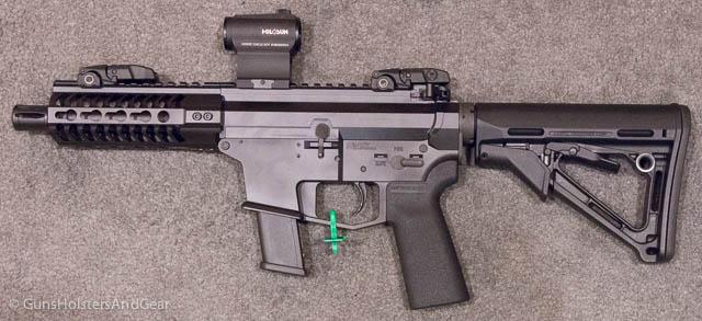 Angstadt Arms 9mm Glock magazine