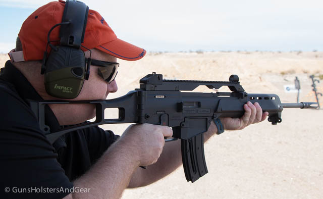 HK G36 Walther Replica