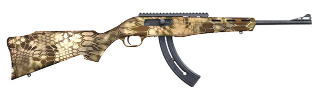 Mossberg Blaze Rifle Kryptek Camo