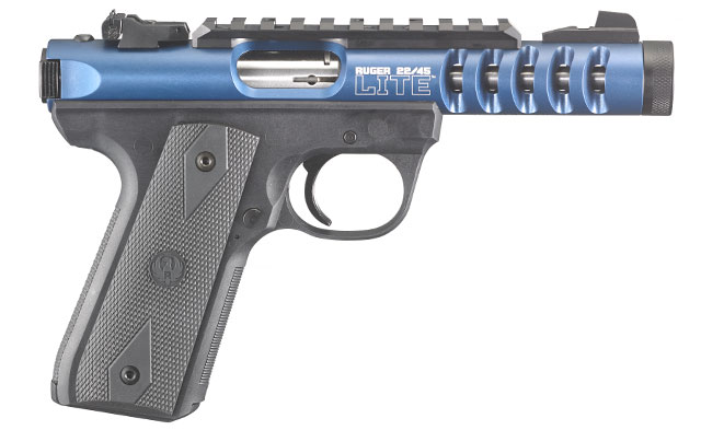 Ruger 22-45 Lite Blue